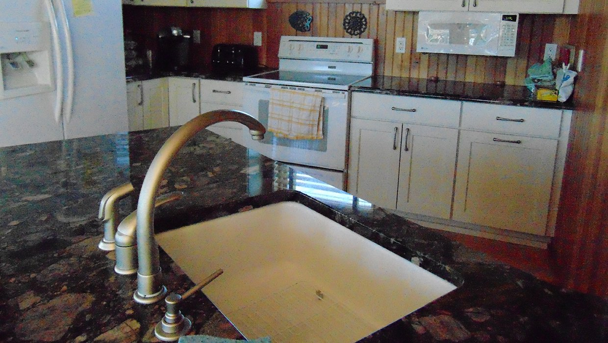 kitchen & plumbing service